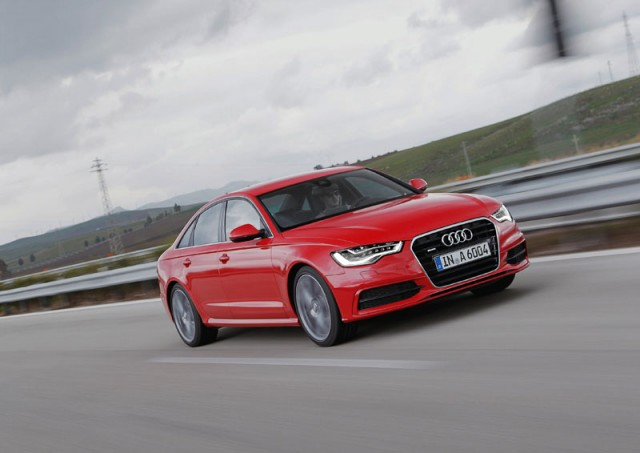 Car Reviews | Audi A6 saloon | CompleteCar.ie