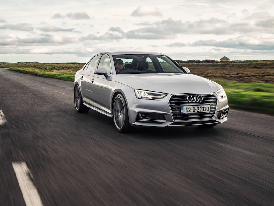 Car Reviews | Audi A4 2.0 TDI | CompleteCar.ie