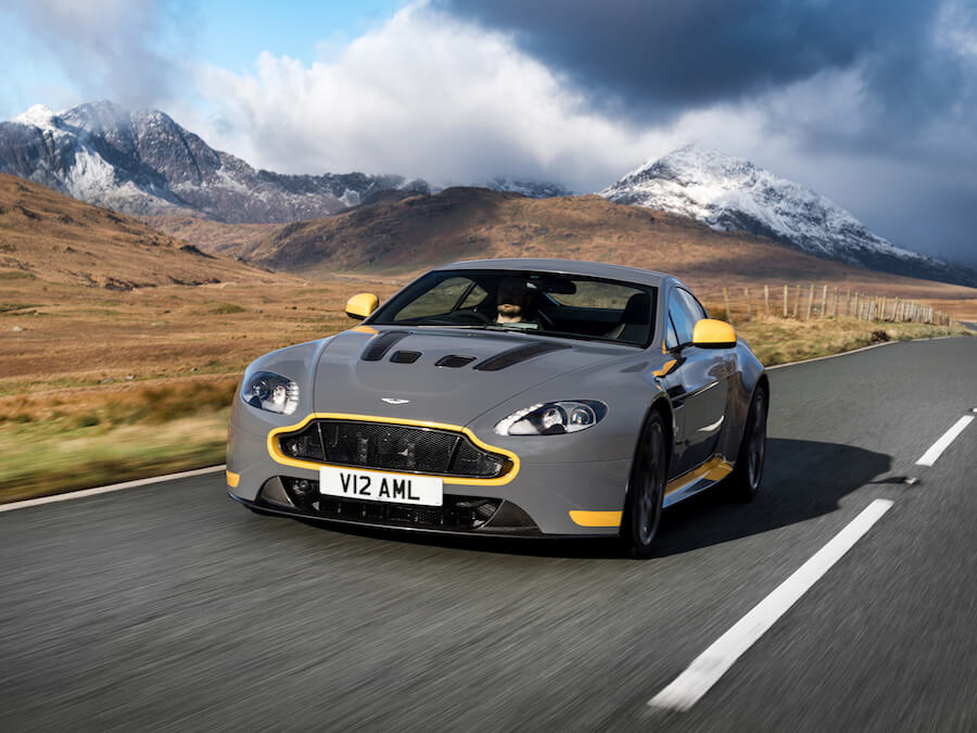 Car Reviews | Aston Martin V12 Vantage S | CompleteCar.ie
