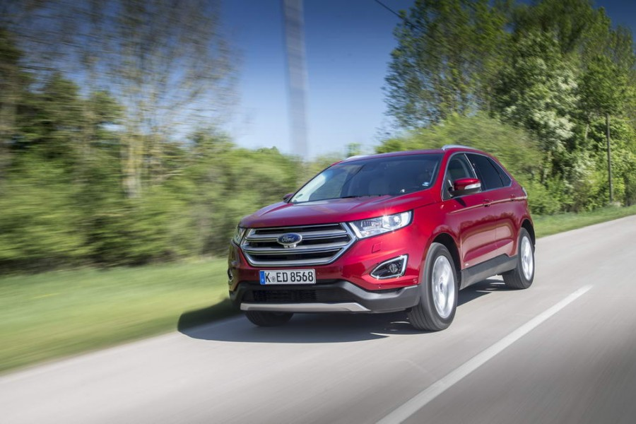 Car Reviews | Ford Edge | CompleteCar.ie