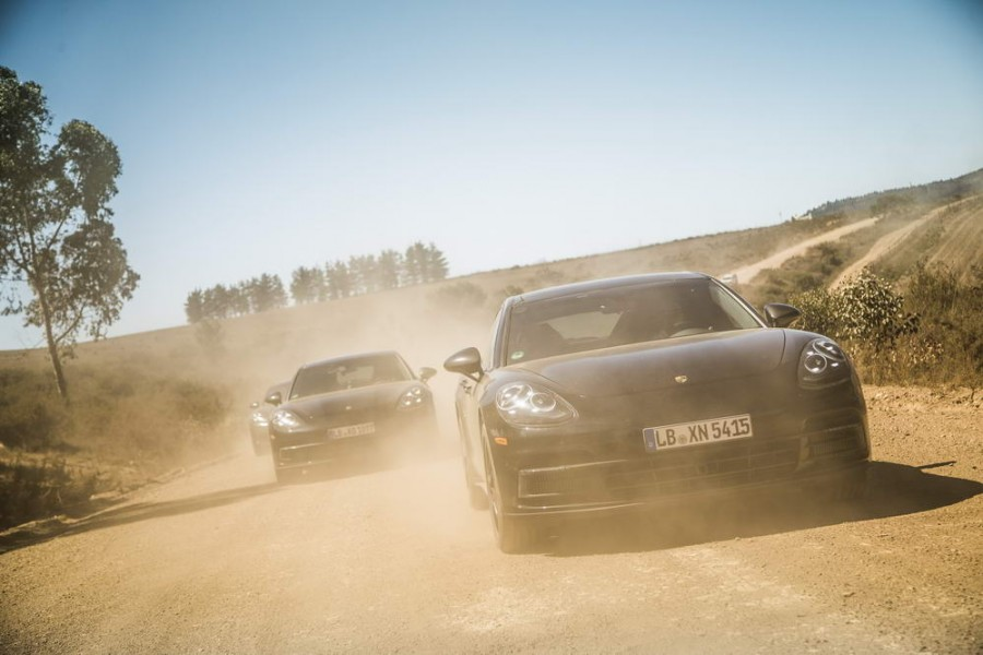 Car Reviews | Porsche Panamera | CompleteCar.ie