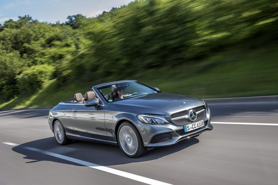 Car Reviews | Mercedes-Benz C 250 d Cabriolet | CompleteCar.ie