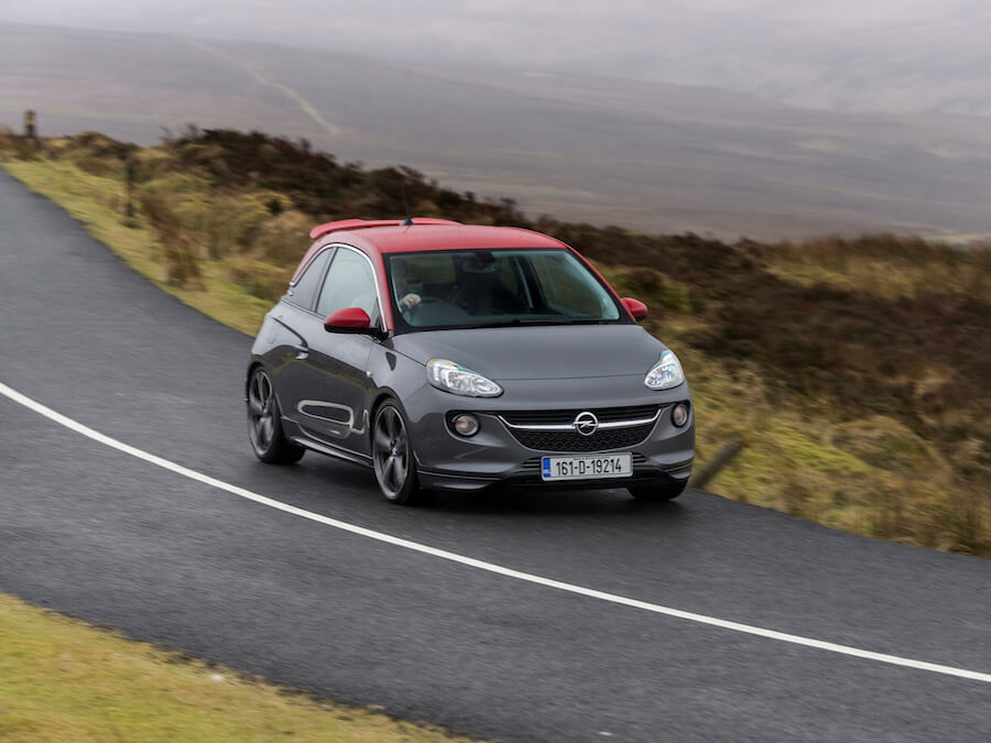 Car Reviews | Opel Adam S | CompleteCar.ie