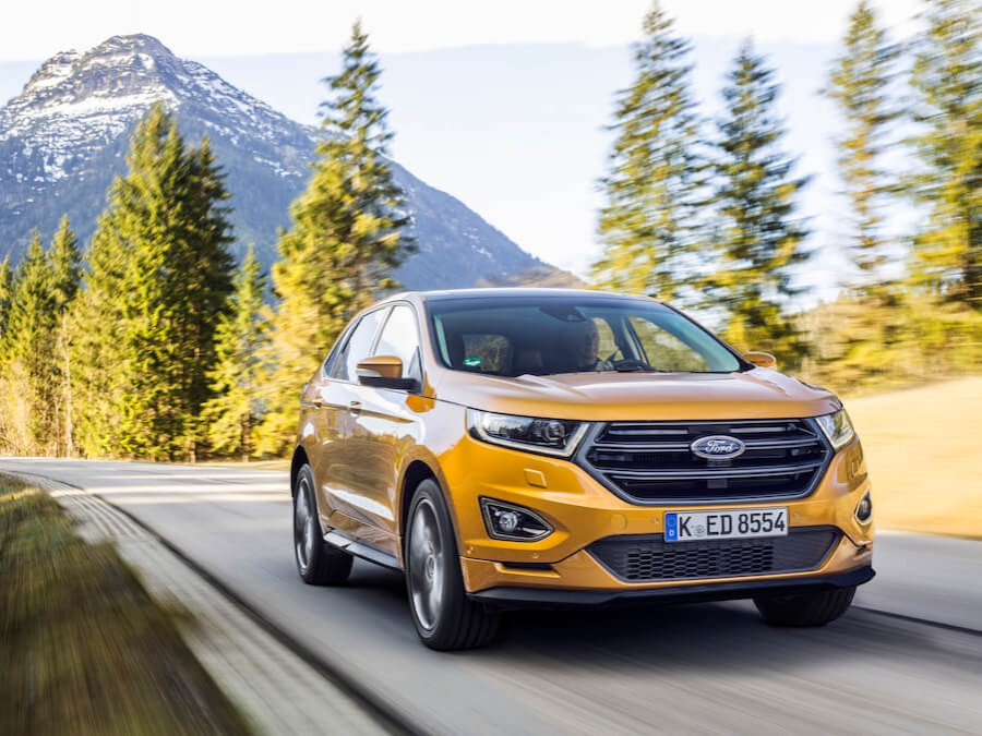 Car Reviews | Ford Edge Sport | CompleteCar.ie