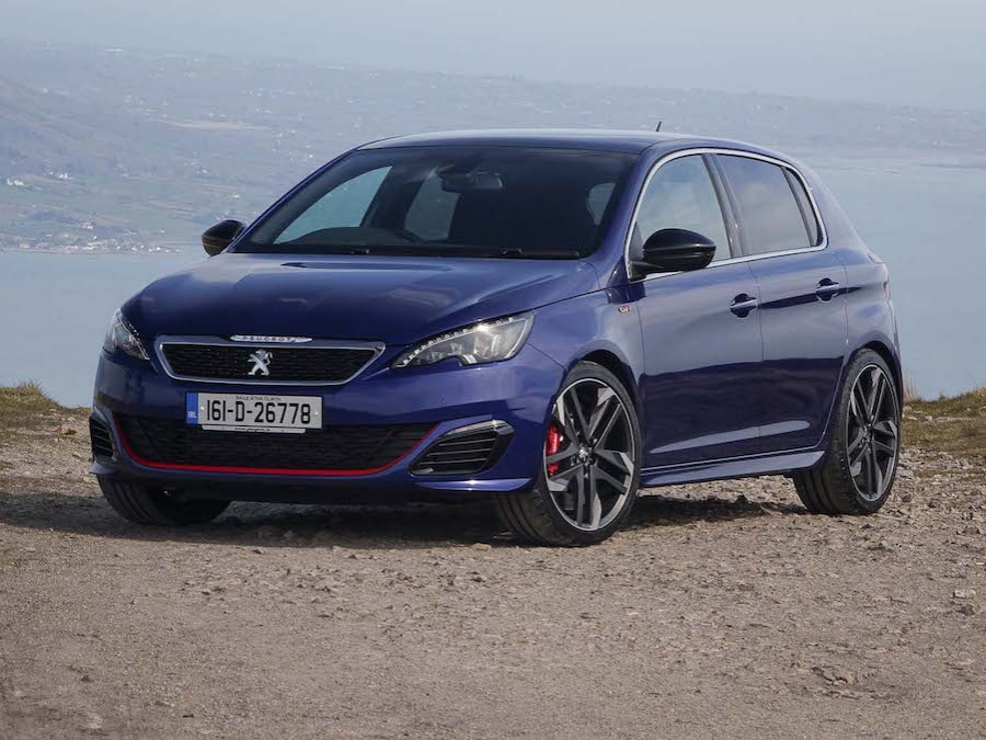 Car Reviews | Peugeot 308 GTi | CompleteCar.ie