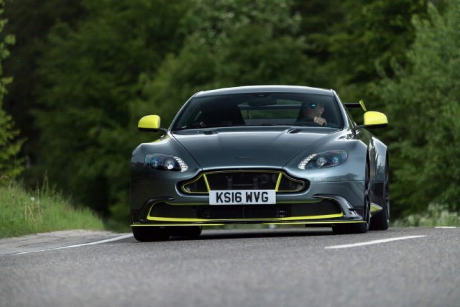 Car Reviews | Aston Martin Vantage GT8 | CompleteCar.ie