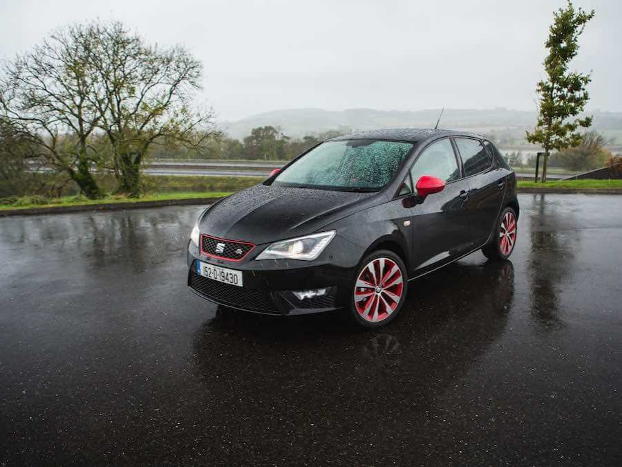 seat ibiza fr tsi reviews complete car. Black Bedroom Furniture Sets. Home Design Ideas