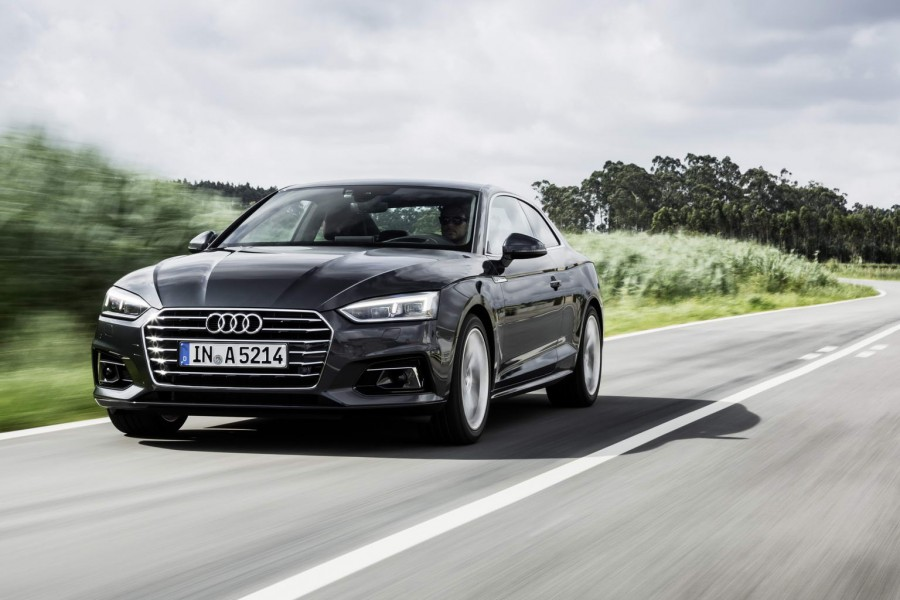 Car Reviews | Audi A5 2.0 TDI Coupe | CompleteCar.ie