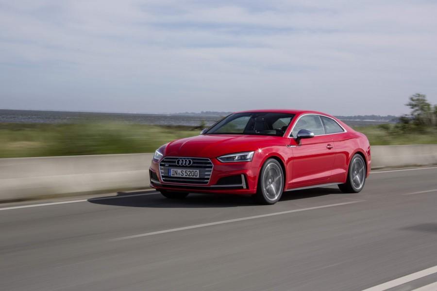 Car Reviews | Audi S5 Coupe | CompleteCar.ie
