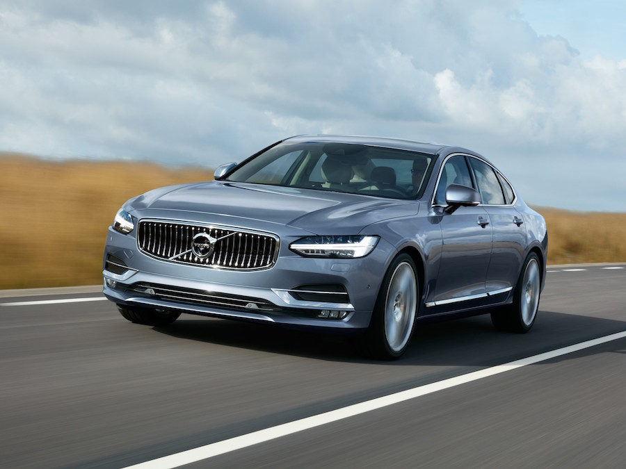 Car Reviews | Volvo S90 D5 AWD | CompleteCar.ie