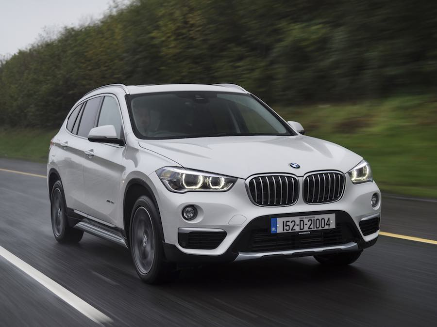 Car Reviews | BMW X1 xDrive20d | CompleteCar.ie