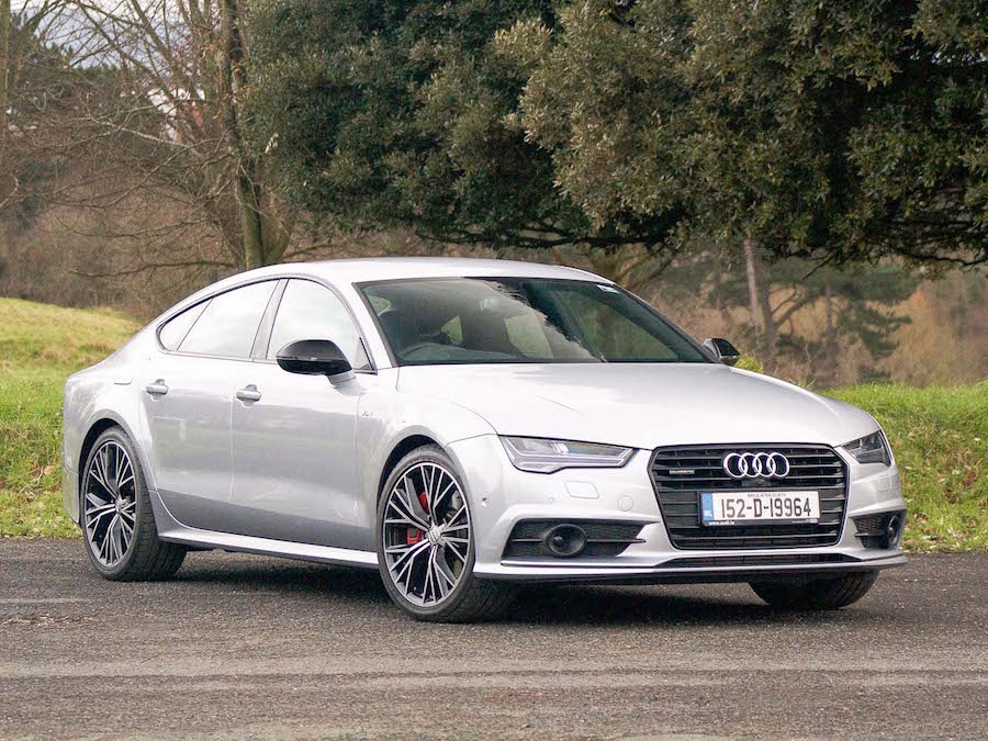 Car Reviews | Audi A7 competition | CompleteCar.ie