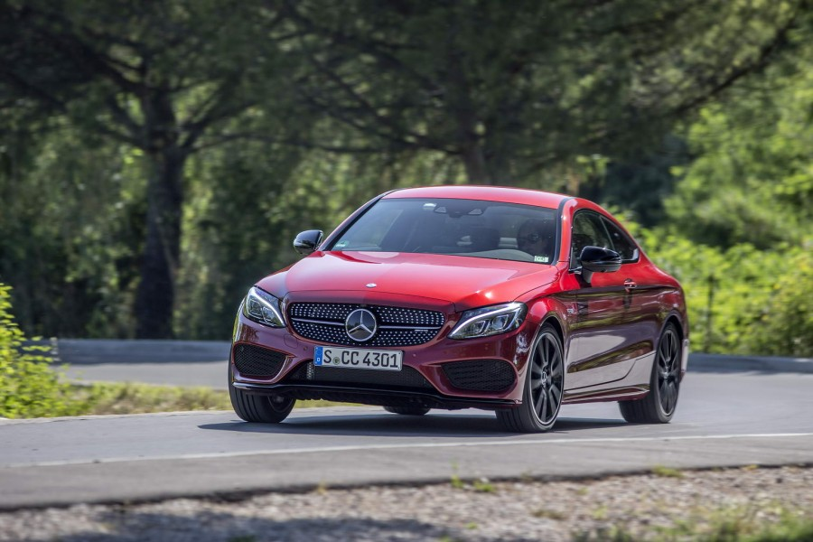 Car Reviews   Mercedes-AMG C 43 Coupe   CompleteCar.ie