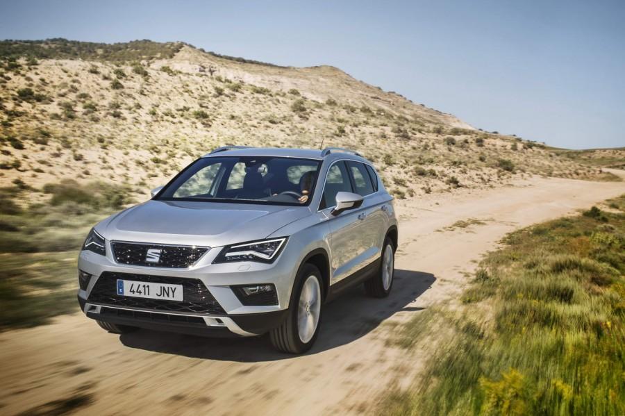 Car Reviews | SEAT Ateca 1.4 TSI | CompleteCar.ie