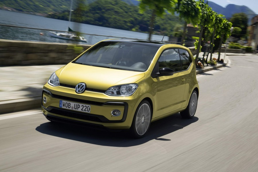 Car Reviews | Volkswagen up! 1.0 TSI | CompleteCar.ie