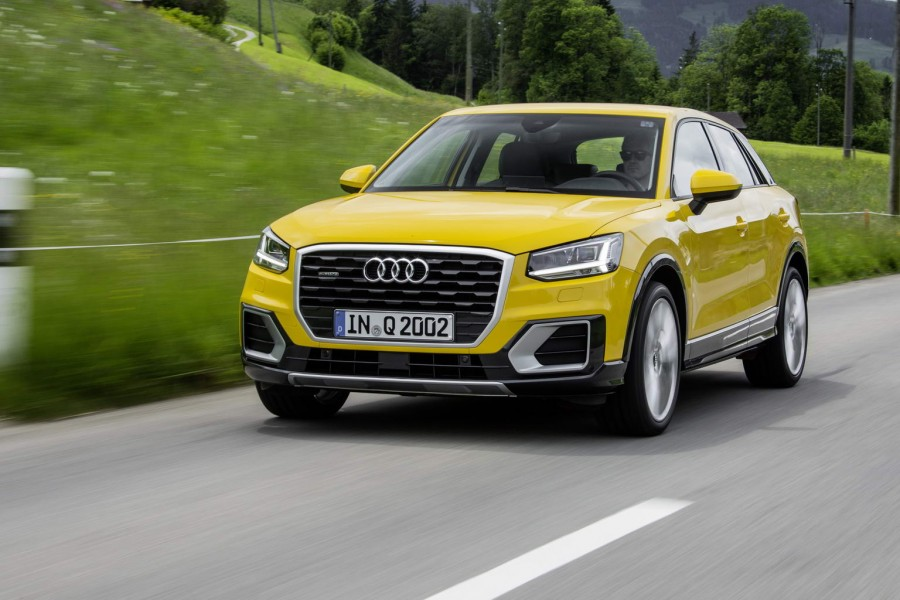 Car Reviews | Audi Q2 1.6 TDI | CompleteCar.ie