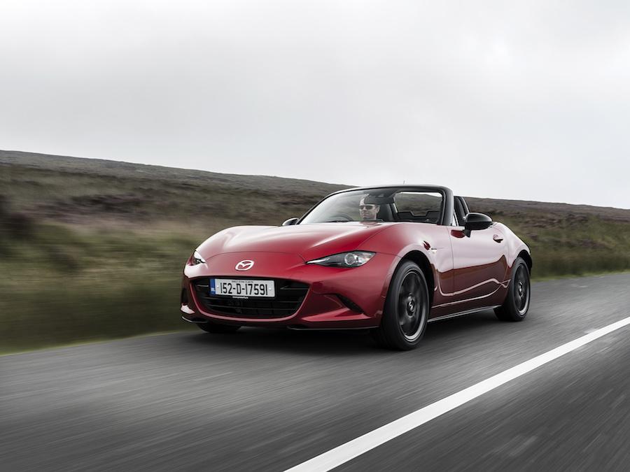 Car Reviews | Mazda MX-5 | CompleteCar.ie