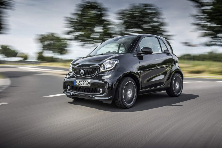 Car Reviews | Smart Fortwo Brabus | CompleteCar.ie