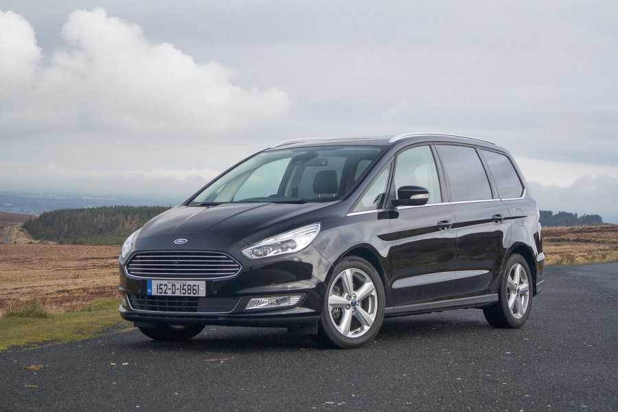 Car Reviews | Ford Galaxy | CompleteCar.ie
