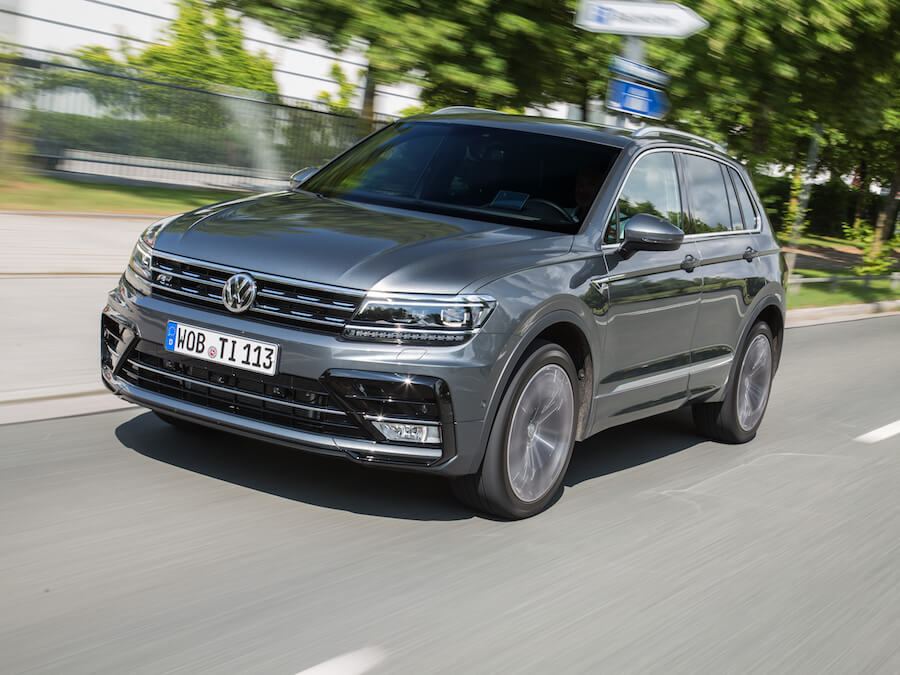 Car Reviews | Volkswagen Tiguan BiTurbo TDI 240 | CompleteCar.ie