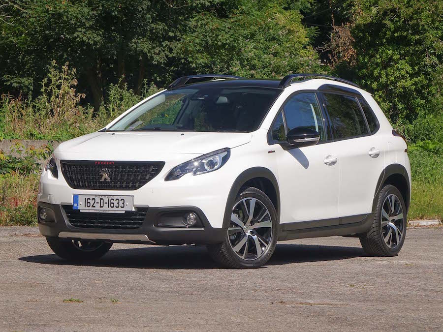 Car Reviews | Peugeot 2008 GT Line | CompleteCar.ie