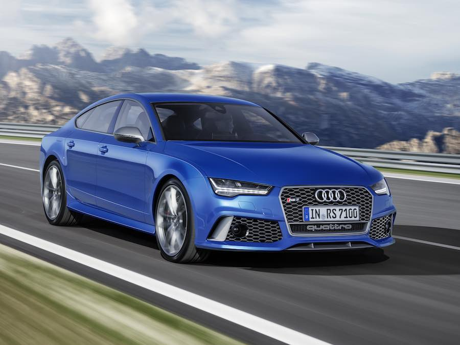 Car Reviews | Audi RS 7 Sportback Performance | CompleteCar.ie