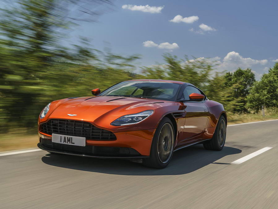 Car Reviews | Aston Martin DB11 Coupe | CompleteCar.ie