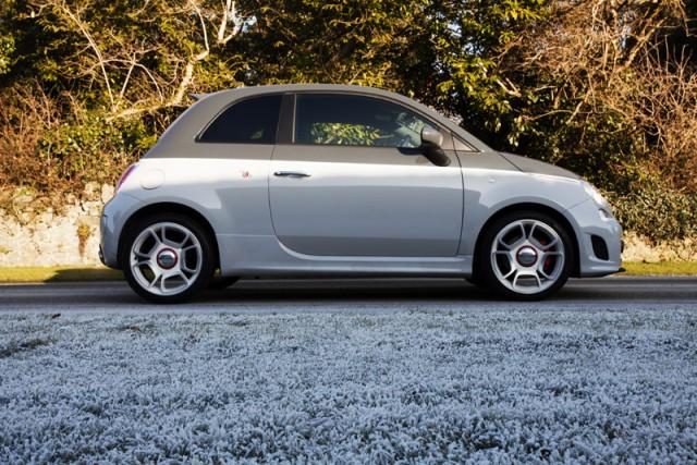 Car Reviews | Abarth 500c | CompleteCar.ie