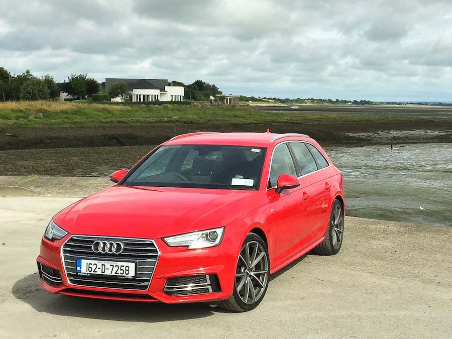 Car Reviews | Audi A4 Avant | CompleteCar.ie