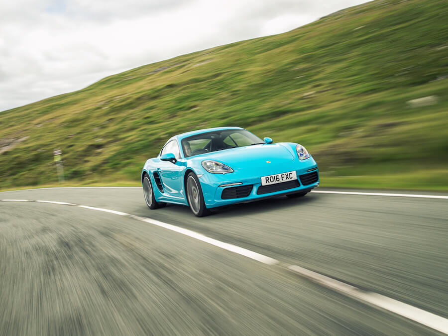 Car Reviews | Porsche 718 Cayman S | CompleteCar.ie