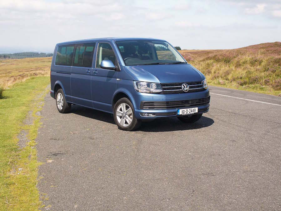 Car Reviews | Volkswagen Shuttle | CompleteCar.ie