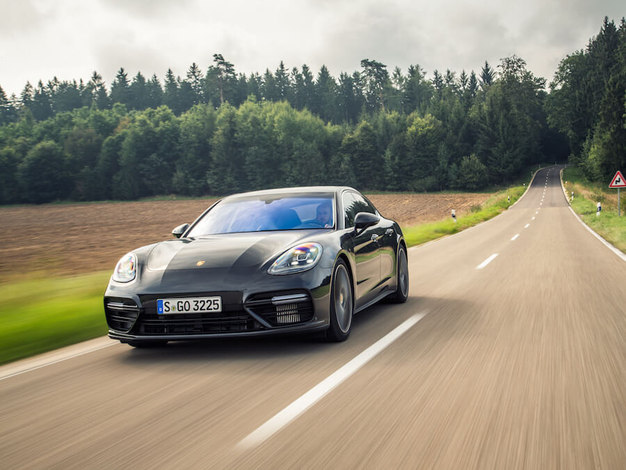 Car Reviews | Porsche Panamera Turbo | CompleteCar.ie