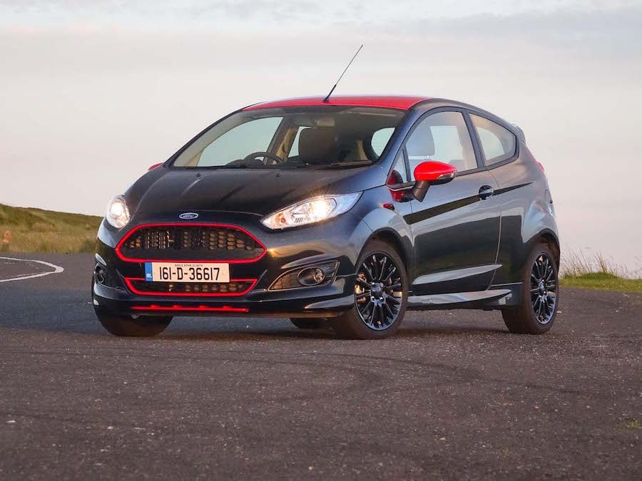 Car Reviews | Ford Fiesta Zetec-S Black Edition | CompleteCar.ie