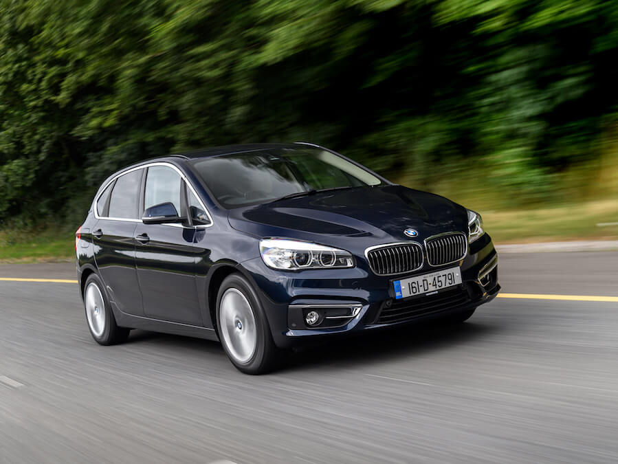 Car Reviews | BMW 225xe Active Tourer | CompleteCar.ie