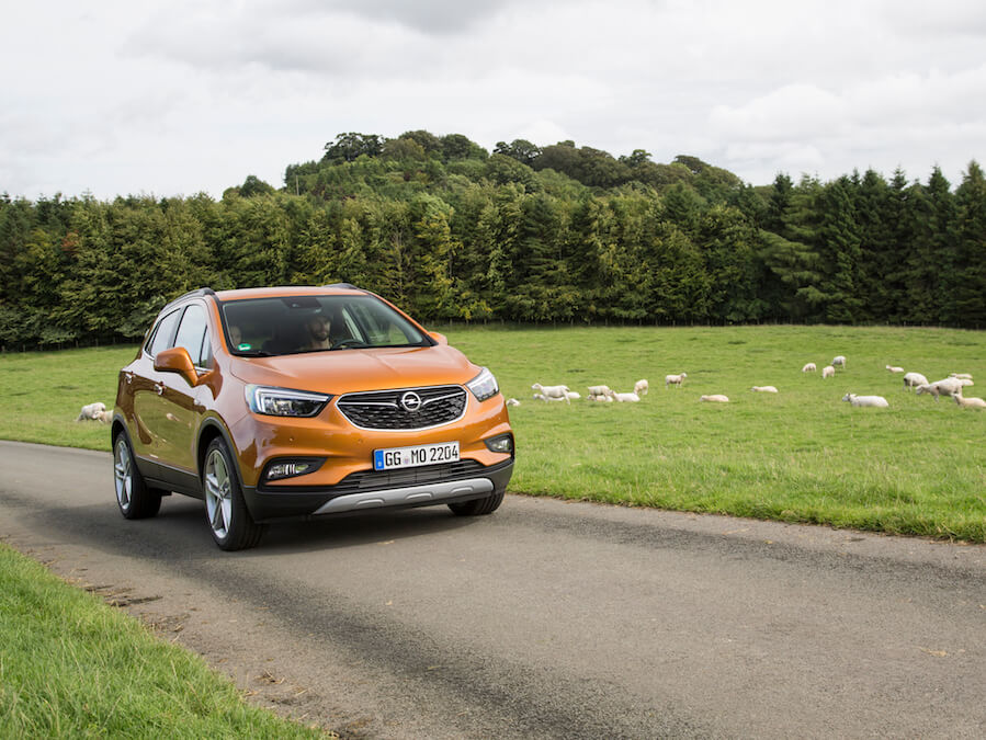 opel mokka x reviews test drives complete car. Black Bedroom Furniture Sets. Home Design Ideas