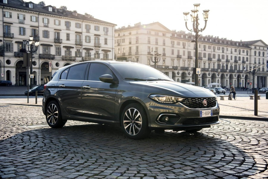Car Reviews | Fiat Tipo hatch | CompleteCar.ie