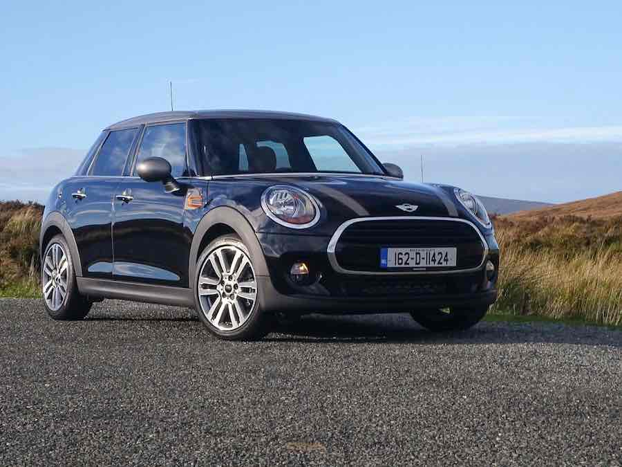 Car Reviews | MINI 5-door Cooper Seven | CompleteCar.ie