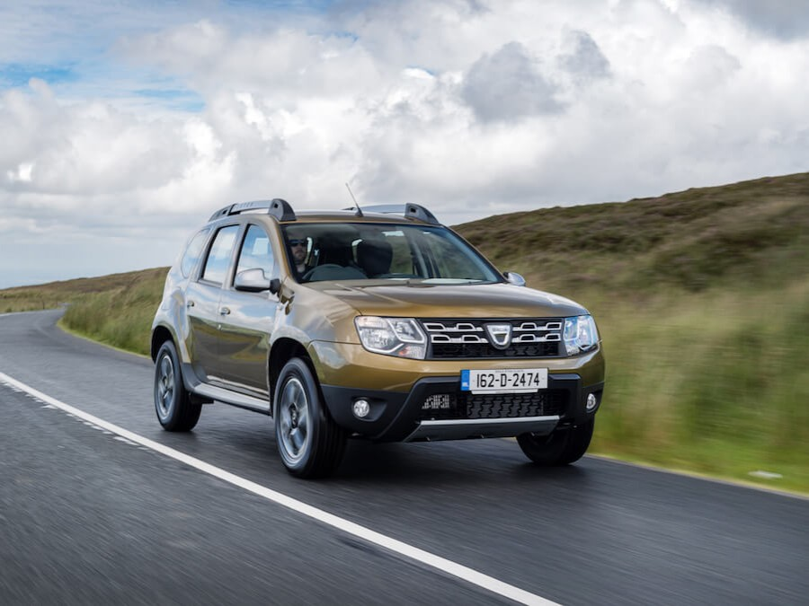 Car Reviews | Dacia Duster | CompleteCar.ie