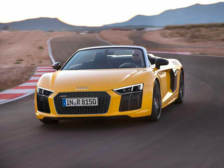 Car Reviews | Audi R8 Spyder | CompleteCar.ie