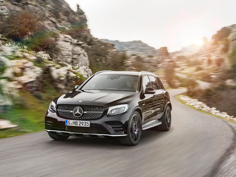 Car Reviews | Mercedes-AMG GLC 43 4Matic | CompleteCar.ie