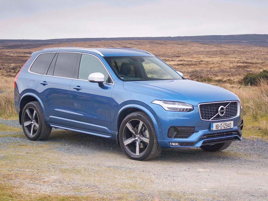 Car Reviews | Volvo XC90 D5 AWD R-Design | CompleteCar.ie