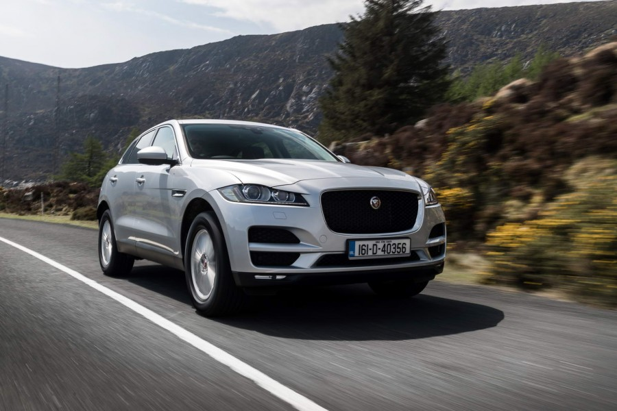 Car Reviews | Jaguar F-Pace 20d Prestige AWD | CompleteCar.ie
