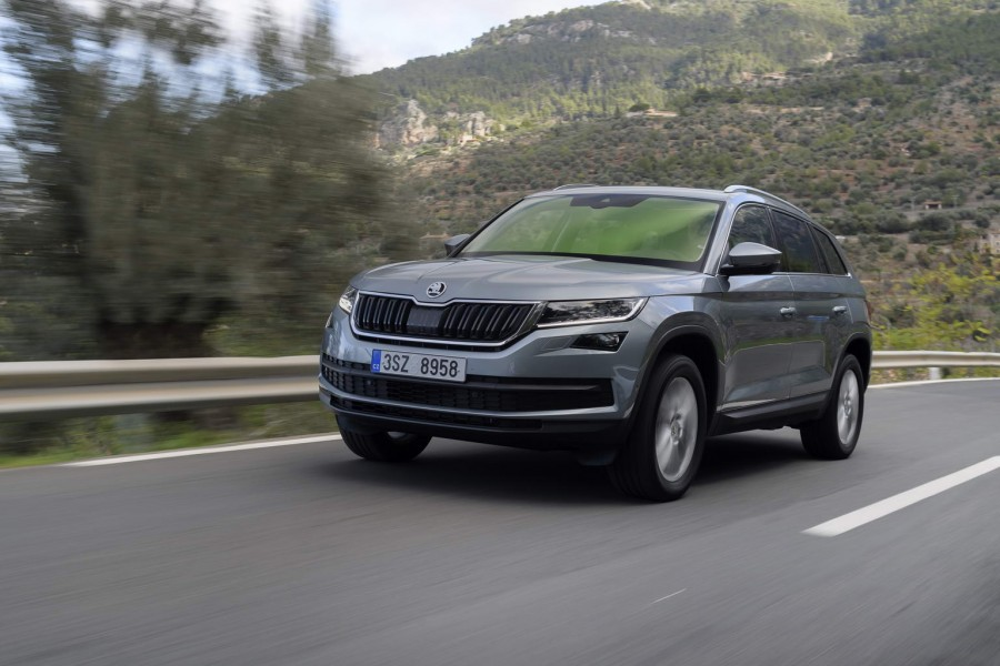 Car Reviews | Skoda Kodiaq 2.0 TDI 4x4 | CompleteCar.ie