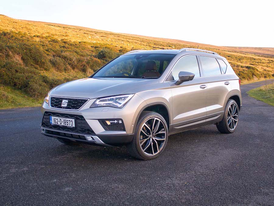Car Reviews | SEAT Ateca 2.0 TDI 4Drive | CompleteCar.ie