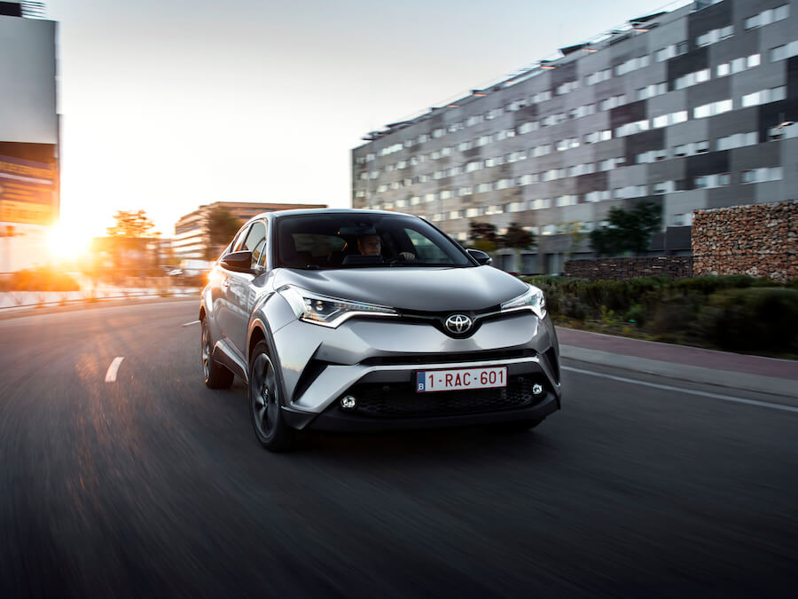 Car Reviews | Toyota C-HR 1.2 | CompleteCar.ie