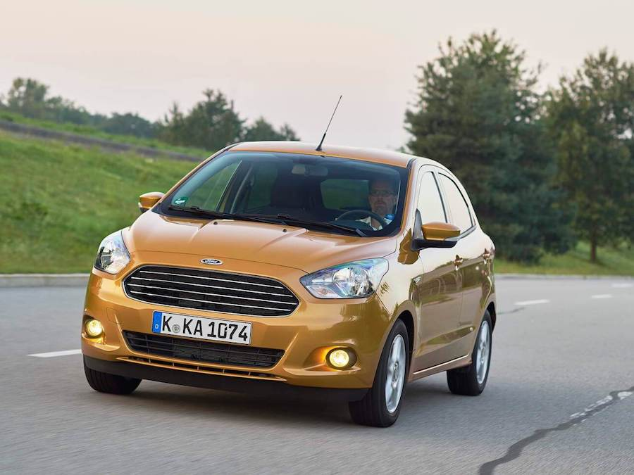 ford ka reviews news test drives complete car. Black Bedroom Furniture Sets. Home Design Ideas