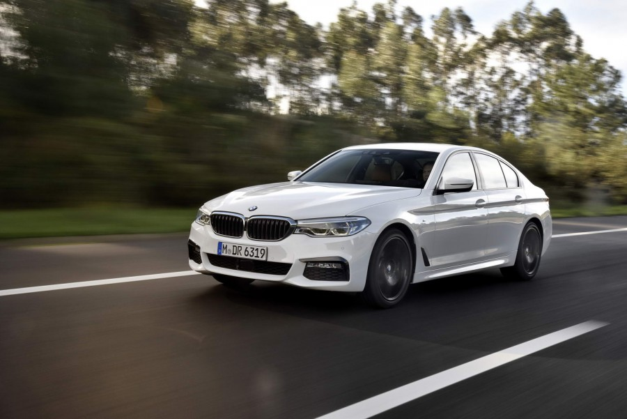 Car Reviews | BMW 540i M Sport | CompleteCar.ie