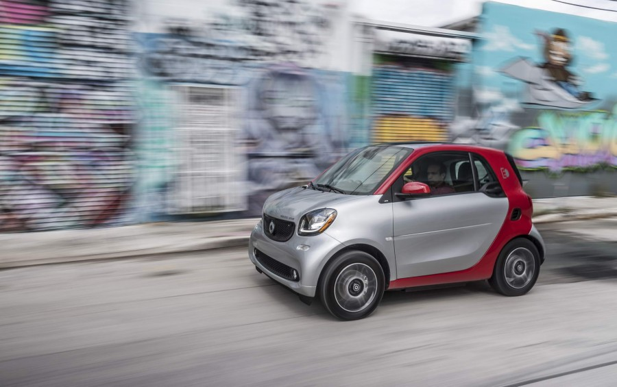 Car Reviews | Smart Fortwo Electric Drive | CompleteCar.ie