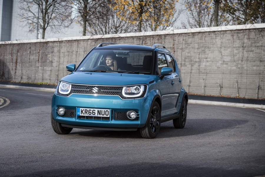Car Reviews | Suzuki Ignis | CompleteCar.ie