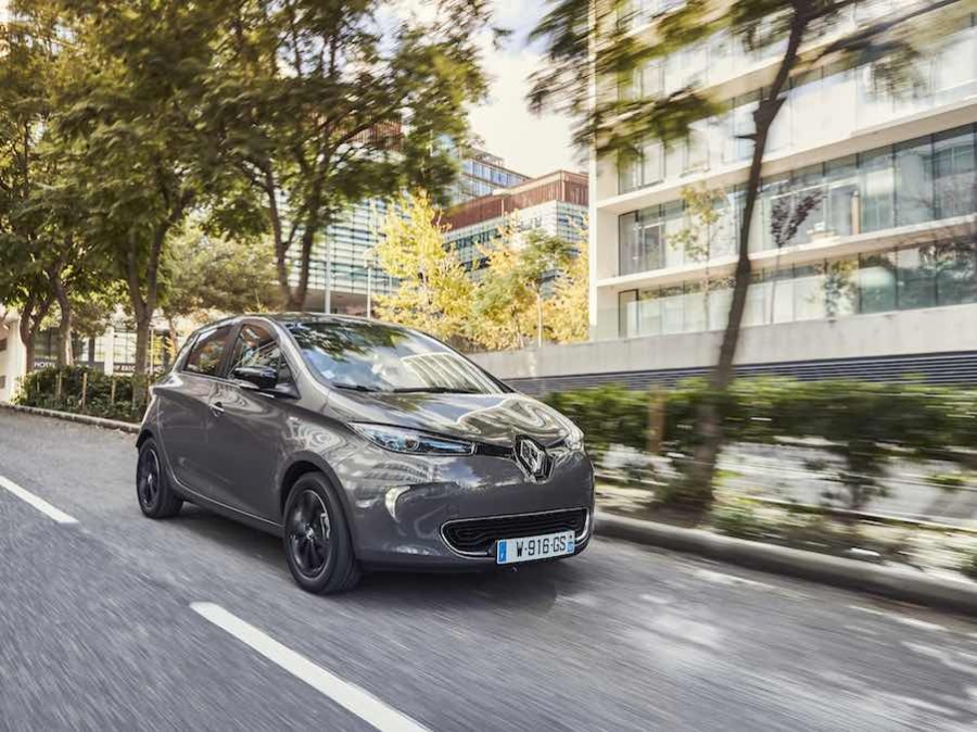 Renault Zoe Test >> Renault Zoe 40 Reviews Test Drives Complete Car